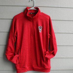 adidas Wolfpack 1/4 zip sweatshirt